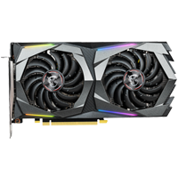 MSI GTX 1660 SUPER GAMING X
